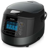 Купить Philips HD4749/03, Black мультиварка, Мультиварки