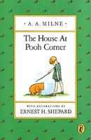 Купить The House at Pooh Corner, Зарубежная литература для детей