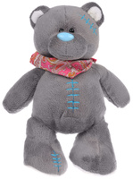 Купить Sonata Style Мягкая игрушка Медведь Синий носик 25 см, Zhejiang Tongde Import & Export Co.
