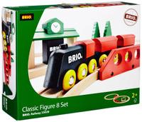 Купить Brio Железная дорога с вокзалом