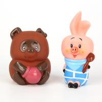 Купить Союзмультфильм Игрушки для ванной Винни Пух и Пятачок