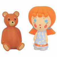 Купить Маша и Медведь Набор игрушек для ванной Машины сказки 2 шт