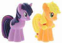 Купить My Little Pony Набор игрушек для ванны Эппл Джек и Сумеречная Искорка