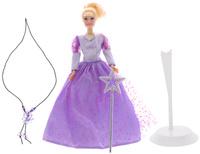 Купить Defa Кукла Lucy Фея цвет одежды сиреневый, Defa Toys, Куклы и аксессуары