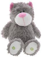 Купить Plush Apple Мягкая озвученная игрушка Кошка 36 см, Kids First Toys Co., LTD