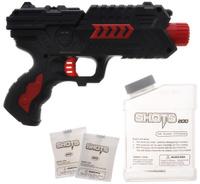 Купить Dream Makers Пистолет Защитник ПЗК-15 цвет черный красный, Игрушечное оружие