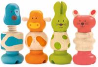 Купить Игровой набор Djeco Животные , Djeco Sarl, Развивающие игрушки