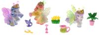 Купить Filly Игровой набор Filly Бабочки с блестками цвет голубой желтый белый, Dracco Macau Ltd.