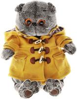Купить Мягкая игрушка Басик в дафлкоте 30 см, Буди Баса Budibasa, Мягкие игрушки