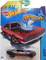 Купить Hot Wheels Машинка Color Shifters 67 Camaro, Mattel, Машинки