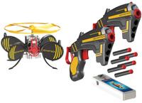 Купить HoverTech Игровой набор Летающая мишень Battle FX, Top Secret Toys Ltd, Игрушечное оружие