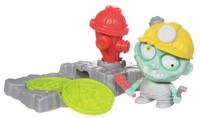 Купить Zombie Zity Игровой набор Ловушка для зомби Стенли Дриппс и Пожарный гигант