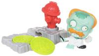 Купить Zombie Zity Игровой набор Ловушка для зомби Профессор Юсти и Пожарный гигант, Simba