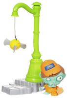 Купить Zombie Zity Игровой набор Ловушка для зомби Эрни Снотти и Фонарный столб, Simba