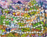 Купить Larsen Пазл-игра Волшебное королевство, L.A.Larsen AS