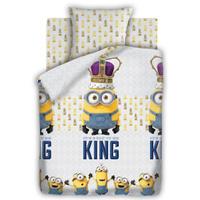 Купить Миньоны Комплект постельного белья детский Кинг 1, 5-спальный наволочка 70х70