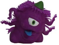 Купить 1TOY Игрушка-антистресс Ё-Ёжик Инопланетянин одноглазый цвет фиолетовый, Solmar Pte Ltd