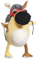 Купить Fancy Мягкая игрушка Собака пилот 25 см, Beijing Rain-Lotus Art & Gift Co., Ltd.