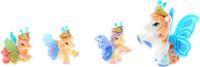 Купить Filly Dracco Набор игровой Filly Бабочки с блестками Волшебная семья Victoria, Фигурки