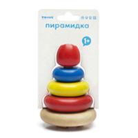 Купить Томик Пирамидка 5 элементов, Развивающие игрушки