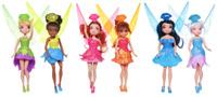 Купить Disney Fairies Набор кукол Феи Диснея 6 шт, Jakks Pacific