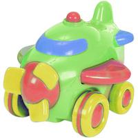 Купить Simba Самолет инерционный цвет зеленый
