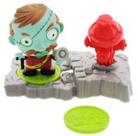 Купить Zombie Zity Игровой набор Ловушка для зомби Пожарный гигант, Dracco Macau Ltd., Фигурки