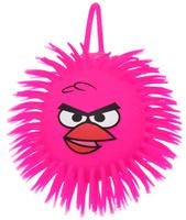 Купить 1TOY Игрушка-антистресс Ё-Ёжик Злая птичка цвет розовый диаметр 12 см, Solmar Pte Ltd