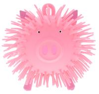 Купить 1TOY Игрушка-антистресс Ё-Ёжик Животное цвет розовый, Solmar Pte Ltd