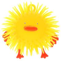 Купить 1TOY Игрушка-антистресс Ё-Ёжик Животное цвет желтый, Solmar Pte Ltd, Развлекательные игрушки