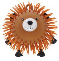 Купить 1TOY Игрушка-антистресс Ё-Ёжик Животное цвет коричневый, Solmar Pte Ltd, Развлекательные игрушки