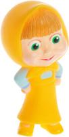 Купить Маша и Медведь Игрушка для ванной Маша цвет желтый, Затейники