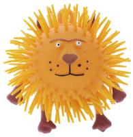 Купить 1TOY Игрушка-антистресс Ё-Ёжик Животное цвет оранжевый, Развлекательные игрушки