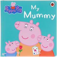 Купить Peppa Pig: My Mummy, Книги по мультфильмам и фильмам
