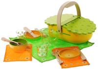 Купить Djeco Игровой набор Мой пикник, Сюжетно-ролевые игрушки
