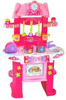 Купить Shantou Gepai Игровой набор Кухня с посудой, Shantou Gepai Plastic Industrial Co., Ltd, Сюжетно-ролевые игрушки