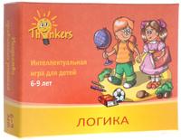 Купить Thinkers Обучающая игра Логика, Обучение и развитие