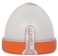 Купить Жвачка для рук ТМ HandGum , цвет: оранжевый, светящаяся в темноте, 35 г