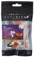 Купить Nanoblock Мини-конструктор Джек-фонарь, Kawada