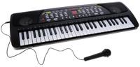 Купить ABtoys Синтезатор DoReMi 54 клавиши, Junfa Toys Ltd, Музыкальные инструменты
