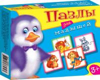Купить Дрофа-Медиа Пазл для малышей 6 в 1 2531