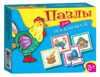 Купить Дрофа-Медиа Пазл Любимые игрушки