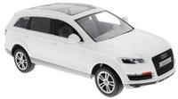 Купить Rastar Радиоуправляемая модель Audi Q7 цвет белый масштаб 1:14