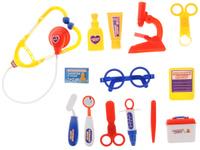 Купить ABtoys Игровой набор Маленький доктор 14 предметов, Сюжетно-ролевые игрушки
