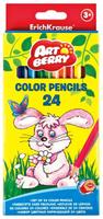 Купить Artberry Набор цветных карандашей 24 шт, Erich Krause