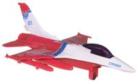 Купить ТехноПарк Самолет Истребитель, Самолеты и вертолеты