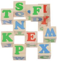 Купить Томик Кубики Алфавит английский, Томь-Сервис, Развивающие игрушки