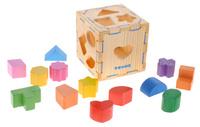 Купить Томик Сортер Геометрические фигуры, Развивающие игрушки