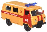 Купить ТехноПарк Модель автомобиля УАЗ 39625 Аварийная газовая служба