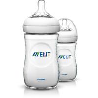 Купить Philips Avent Бутылочка для кормления Natural от 1 месяца 260 мл 2 шт